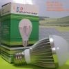 หลอดไฟ LED E27 Bulb ขนาด 7W 12/24V 4200-4500K AL