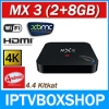 Hibox MX3 - Android box 2.0 UltraHD 4K 2G/8G