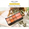 N974 Nee cara 6+2 all in one face pallete
