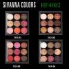 Sivanna Colors Velvet Eyeshadow HF4002 ซิเวียนา อายแชโดว์ ของแท้