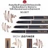 NEE CARA EYEBROW DEFINER BEE COLORFUL N0077 ดินสอเขียนคิ้ว แบบออโต้พร้อมแปรงปัด ของแท้ราคาถูกก