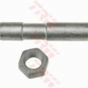 ลูกหมากแร็ค PORSCHE CARRERA 911 (996) / 99634732203 Tie Rod Axle Joint