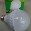 หลอดไฟ LED E27 Bulb ขนาด 9W 12/24V 6000K PL