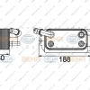 ออยคูลเลอร์ EVOQUE / Oil Cooler, LR002916