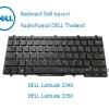 คีย์บอร์ด Dell Latitude 3340 3350 5450 5480 Thai Eng ของแท้ ประกัน ศูนย์