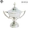 SD-0516 ถ้วยรางวัล PEWTER TROPHY (5 Size)