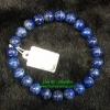 สร้อยข้อมือลาพิส ลาซูลี่-Lapis Lazuli หินมงคลประจำคนเกิดวันศุกร์ และคนเกิดเดือนกันยายน