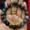 หินนำโชคหยกสามสี หินมงคล โชคลาภ วาสนา อายุยืน จิตสงบ เจริญรุ่งเรือง สุขภาพแข็งแรง เกรด A ของแท้