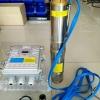 โซล่าปั๊ม (Solar Pump) ชนิด Submersible ขนาด 15A 48V 750W 0.40kW
