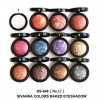 Sivanna Bake Eyeshadow DS648 อายแชโดว์ ประกายซิมเมอร์