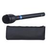 ไมโครโฟน สัมภาษณ์ BOYA BY-HM100 Handheld Dynamic Microphone Omni-Directional XLR Connector
