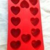 แม่พิมพ์ทำช็อกโกแลต รูปหัวใจ 12 ช่อง