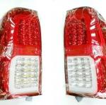 โคมไฟท้าย LED Toyota Revo โคมแดง