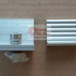 ตัวยึดข้างแผงโซล่าเซลล์แบบปรับได้ (Solar End Clamp Adjustable 35-50mm)