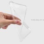 เคสยาง HTC One A9 ของ Nillkin Nature TPU 0.6mm Case - สีใส