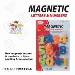 First Classroom - Magnetic ตัวแม่เหล็ก ตัวเลข ขนาด 2 inch Magnetic