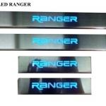 สคัพเพลท Ranger มีไฟ LED