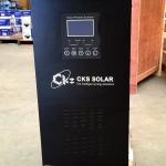 เครื่องแปลงไฟสำหรับโซล่าเซลล์ + โซล่าชาร์จเจอร์ (INK Solar Inverter)