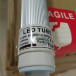 LED-T8 18W 220V Color Pure 1200mm.