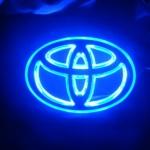 ไฟโลโก้หลัง Toyota Altis
