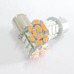 SMD T20 แบบเขี้ยว 27 ดวง 2 สีไอซ์บลู-ส้ม