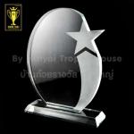CS-1303 ถ้วยรางวัล ดาว STAR Crystal Award & Premium