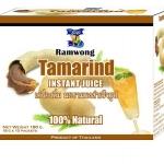 มะขามผงสำเร็จรูป (RAMWONG TAMARIND INSTANT HERBAL DRINK) ชนิดซอง พร้อมชงดื่ม แบรนด์รำวง เกรดพรีเมี่ยม