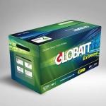 แบตเตอรี่ Deep cycle ยี่ห้อ Globatt รุ่น Extreme Plus ขนาด 100-200Ah