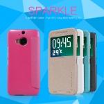 เคสฝาพับ HTC One M9+ Plus ของ Nillkin Sparkle Leather Case