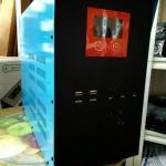 Inverter (หม้อแปลงไฟฟ้า ชนิดขดลวด Transformer) รุ่น PSW 2000W 24V Model: BN20224