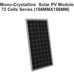 แผงโซล่าเซลล์ Full ชนิด Mono Crystalline Silicon ขนาด 320W รับประกัน 5 ปี
