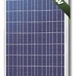 แผงโซล่าเซลล์ Solarland ชนิด Polycrystalline Silicon ขนาด 100W รับประกัน 10 ปี