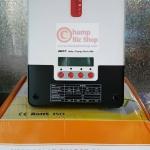โซล่าชาร์จเจอร์เอ็มพีพีที - MPPT Solar Charge Controller รุ่น 20A auto 12/24V