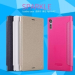 เคสฝาพับ Sony Xperia XZ / XZs ของ Nillkin Sparkle