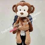 ตุ๊กตาลิง,ตุ๊กตานุ่มนิ่ม80cm