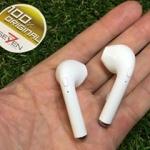 Hbq-tws true wireless earbud bt4.2 ส่งฟรี EMS