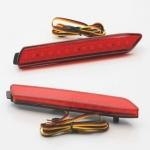 ไฟ LED ทับทิมท้าย Fortuner 2012-13