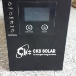 เครื่องแปลงไฟสำหรับโซล่าเซลล์ + โซล่าชาร์จเจอร์ (NK Solar Inverter)