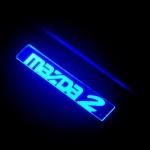 สคัพเพลท Mazda 2 มีไฟ LED