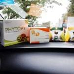 ฟรี !! ของแถม 350 บาท PHYTOVY DETOX KIWI ดีท๊อกรสกีวี นำเข้าจากนิวซีแลนด์ ช่วยลดน้ำหนัก เผาผลาญ ล้างสารพิษ