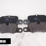 ผ้าดิสเบรคหลัง PORSCHE PANAMERA / Rear Brake Pads, 97035294904, B1849