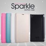 เคสฝาพับ Sony Xperia T3 ของ Nillkin Sparkle Case