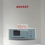 เครื่องแปลงไฟ โซล่าเซลล์ ไฮบริด อินเวอร์เตอร์ Hybrid Solar Inverter + MPPT 40A (KS Series) รุ่น 500W/24V