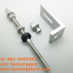 Solar Metal Roof Hook #Tile M10-200