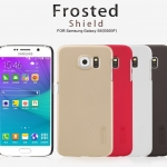 เคส Samsung Galaxy S6 ของ Nillkin Super Frosted Shield Case +ฟิล์มกันรอย