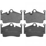 ผ้าดิสเบรคหลัง PORSCHE BOXSTER (981, 987) / Rear Brake Pads, 98735293900