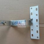 ตัวยึดรางแผงโซล่าเซลล์กับหลังคาซีแพคโมเนีย (CPAC Tile Roof Hook)