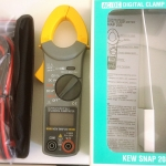 Tools (เครื่องมือช่าง) AC/DC Digital Clamp Meter
