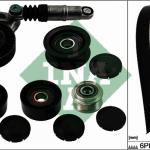 ชุดคิทสายพานไดชาร์จ (FEAD) Cayenne (92A) 3.0 Diesel / 95510211920 , 95510211800 , 95510236110