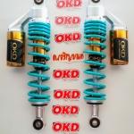 โช๊คแก๊สแท้ wave รุ่น revo OKD